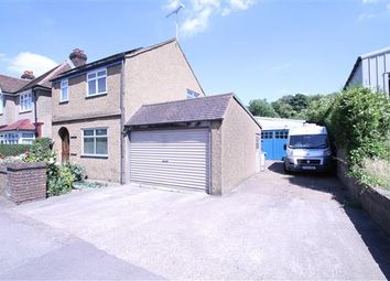 Thumbnail 3 bed detached house for sale in Brighton Road, Hooley, Coulsdon
