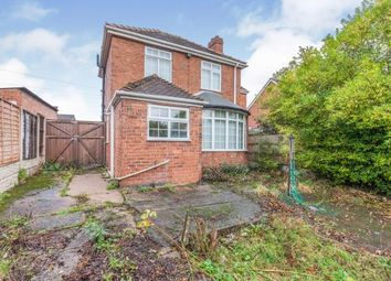 4 bed detached house for sale in Margreave Road, Chaddesden, Derby, Derbyshire DE21