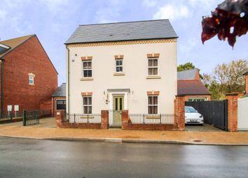 Thumbnail Detached house for sale in Fernacre Road, Wichelstowe, Swindon