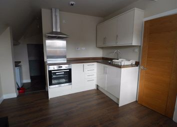 Thumbnail 1 bed flat to rent in 1112 Melton Road, Syston