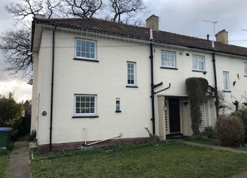 Thumbnail 3 bed end terrace house for sale in Mansbridge, Southampton, Hampshire