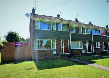 Thumbnail 3 bed end terrace house for sale in Whitebeam Way, North Baddesley