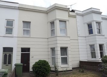 Thumbnail 4 bed terraced house for sale in Burrage Road, Plumstead
