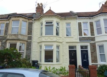 Thumbnail 3 bedroom terraced house to rent in Maxse Road, Knowle, Bristol