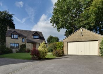 Thumbnail 4 bed detached house for sale in Langport Close, Queensbury, Bradford, West Yorkshire