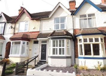 Thumbnail 3 bed terraced house for sale in Park Road, Bearwood, Birmingham