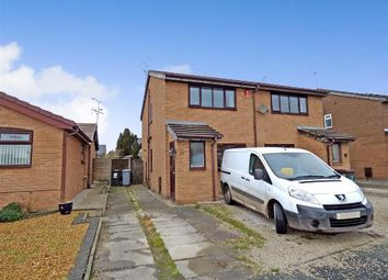 Thumbnail 2 bedroom semi-detached house for sale in Becconsall Drive, Leighton, Crewe
