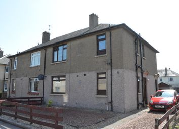Thumbnail 2 bed flat for sale in Marmion Street, Falkirk