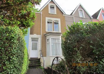 Thumbnail 5 bedroom property to rent in King Edwards Road, Swansea