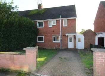 Thumbnail 3 bedroom semi-detached house for sale in Dryden Dale, Worksop