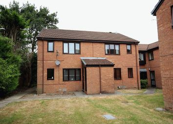 Thumbnail 1 bedroom maisonette to rent in Astra Court, Colin Road, Luton