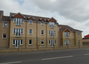 Thumbnail 2 bed flat to rent in Derby Gate, Bellshill, North Lanarkshire