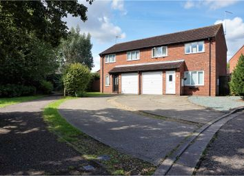 Thumbnail 3 bedroom semi-detached house for sale in Tanglewood, Peterborough