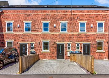 Thumbnail 4 bed terraced house for sale in Burnell Road, Sheffield