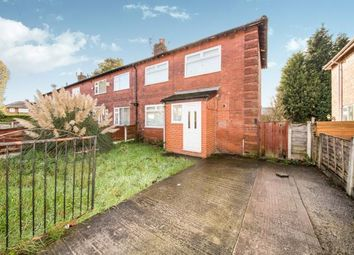 Thumbnail 2 bedroom end terrace house for sale in Wordsworth Road, Swinton, Manchester, Greater Manchester