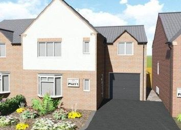 Thumbnail 4 bed semi-detached house for sale in The Charnwood, Plot 11, Quarry Lane, Mansfield