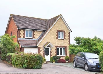 Thumbnail 4 bed detached house for sale in Landor Road, Swindon