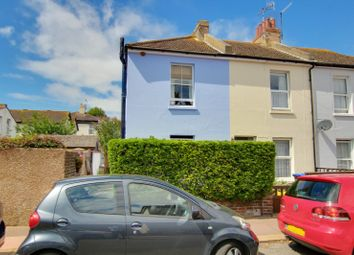 Thumbnail 2 bed end terrace house for sale in Cranworth Road, Worthing, West Sussex