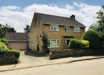 Thumbnail 4 bed detached house for sale in Burton Lane, East Coker, Yeovil