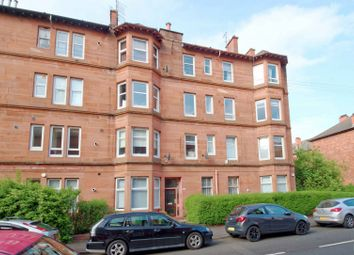 Thumbnail 1 bed flat for sale in Ledard Road, Glasgow