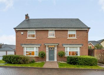 4 bed detached house for sale in Thruppence Close, Coventry CV4
