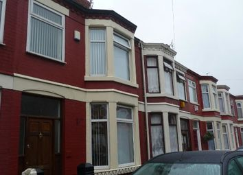 Thumbnail 3 bed terraced house for sale in Pensarn Road, Old Swan, Liverpool