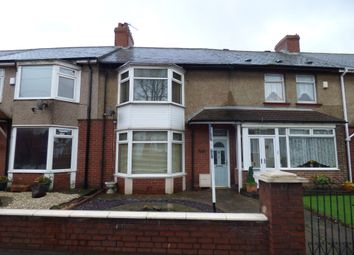 Thumbnail 3 bed terraced house for sale in Louvaine Terrace, Hetton-Le-Hole, Houghton Le Spring