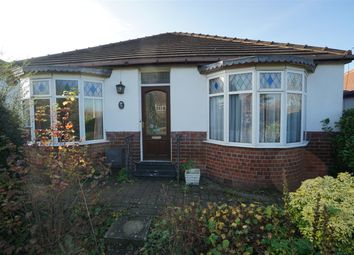 3 bed bungalow for sale in Hutcliffe Wood Road, Beauchief, Sheffield S8