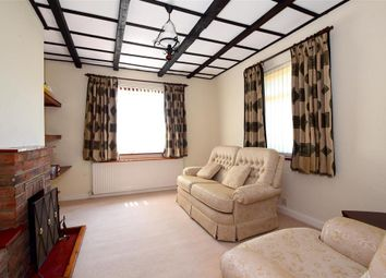 Thumbnail 2 bedroom detached bungalow for sale in Downland Road, Woodingdean, Brighton, East Sussex