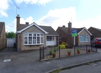 Thumbnail 2 bed detached bungalow for sale in Neville Drive, Coalville, Leicestershire