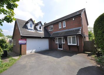 Thumbnail 5 bedroom detached house for sale in Bracken Drive, Freckleton, Preston, Lancashire
