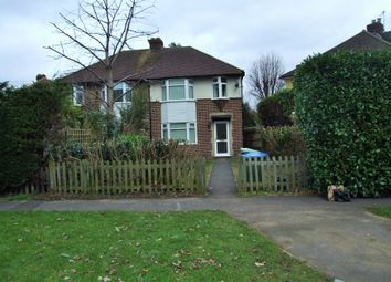 Thumbnail 3 bed semi-detached house to rent in Island Farm Rd, West Molesey