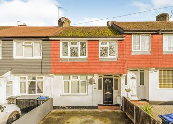 Thumbnail 3 bedroom terraced house for sale in Barnsbury Crescent, Tolworth, Surbiton
