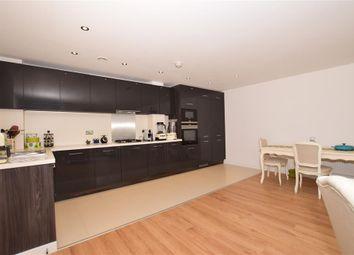 Thumbnail 2 bed flat for sale in Mere Road, Dunton Green, Sevenoaks, Kent