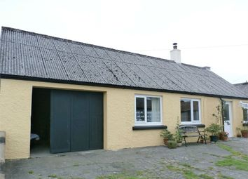 Thumbnail 2 bed detached bungalow for sale in Station Road, Tregaron, Ceredigion