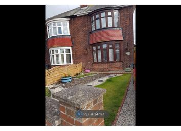 Thumbnail 2 bed semi-detached house to rent in Carnaby Road, Darlington