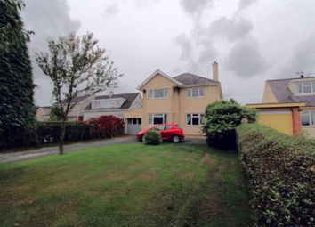 Thumbnail 4 bed detached house for sale in Greenfield Avenue, Llangefni