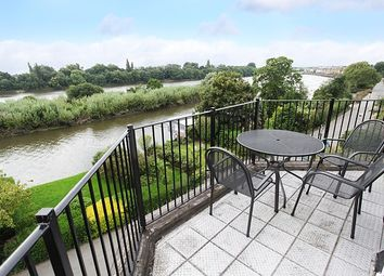 Thumbnail 3 bed flat to rent in Chiswick Mall, Chiswick