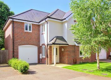 Thumbnail 4 bed detached house for sale in Hazel Copse, Hambrook, Chichester