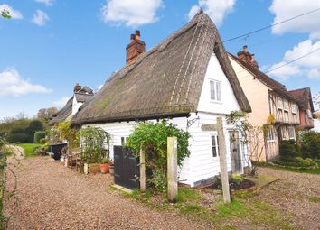 Thumbnail 3 bed cottage to rent in Middle Street, Clavering, Saffron Walden