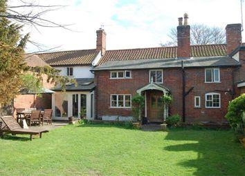 Thumbnail 4 bed terraced house to rent in Fore Street, Framlingham, Woodbridge