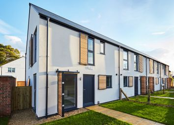 Thumbnail 2 bedroom terraced house for sale in Basingstoke Road, Aldermaston Wharf