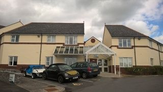 Thumbnail 1 bedroom flat to rent in Orchard House, Chudleigh