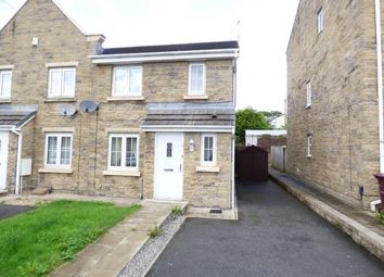 Thumbnail 4 bedroom semi-detached house for sale in Straight Mile Court, Burnley, Lancashire