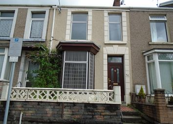 Thumbnail 2 bed terraced house to rent in Pentreguinea Road, St. Thomas, Swansea