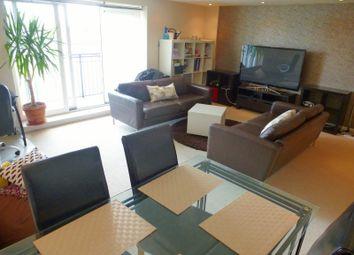 Thumbnail 2 bedroom flat to rent in Victoria Wharf, 46 Narrow Street, London