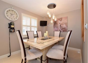 Thumbnail 3 bed end terrace house for sale in Empire Walk, Greenhithe, Kent
