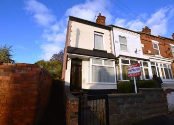 Thumbnail 3 bedroom terraced house for sale in Hillaries Road, Erdington, Birmingham