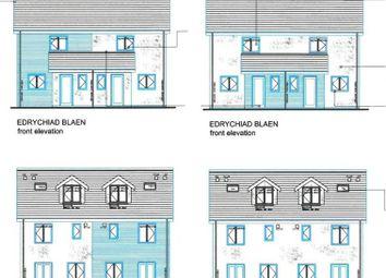 Thumbnail Semi-detached house for sale in Plots A, B, C & D, Cwrt Deri Development, Cwmann