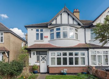 Thumbnail 3 bed semi-detached house for sale in Exbury Road, Catford, London